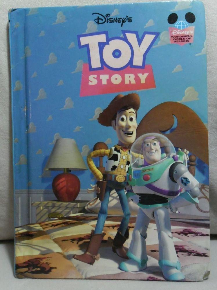 Disney pixar toy story disneys wonderful world of reading