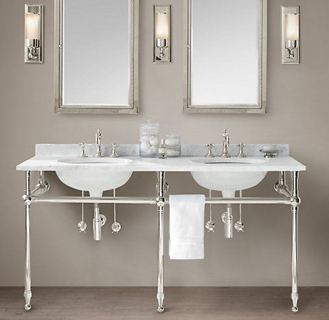 All Vanities Sinks Rh Console Sink