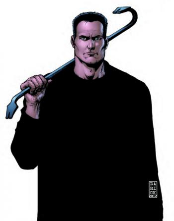 Billy Butcher The Boys Make A Comic Book Comics Butcher