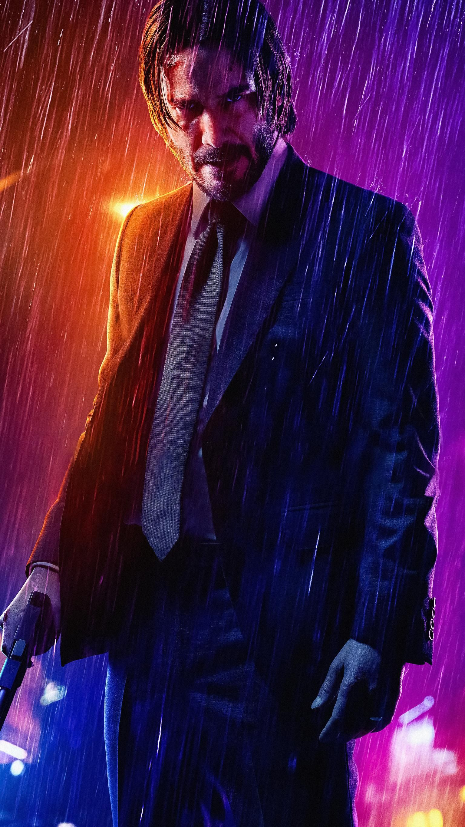 John Wick: Chapter 3 - Parabellum (2019) Phone Wallpaper | Moviemania