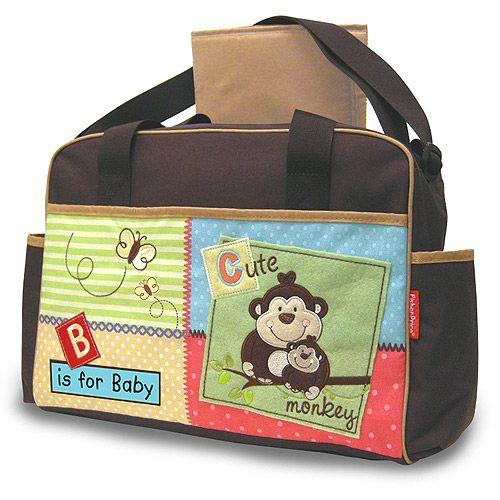 Fisher Price Luv U Zoo Diaper Bag 42