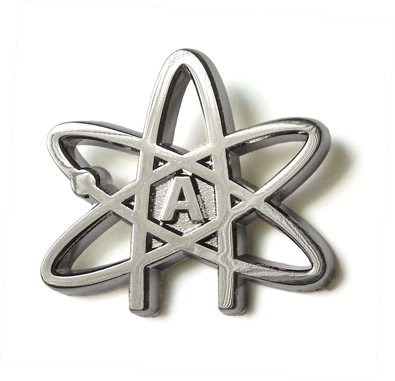 Atheist Symbol Lapel Pin Jewelry Pins And Patches Pinterest