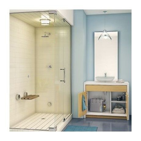 great bathroom renovation with steam shower wwwsteamshowersinccom - Bathroom Design Ideas Steam Shower
