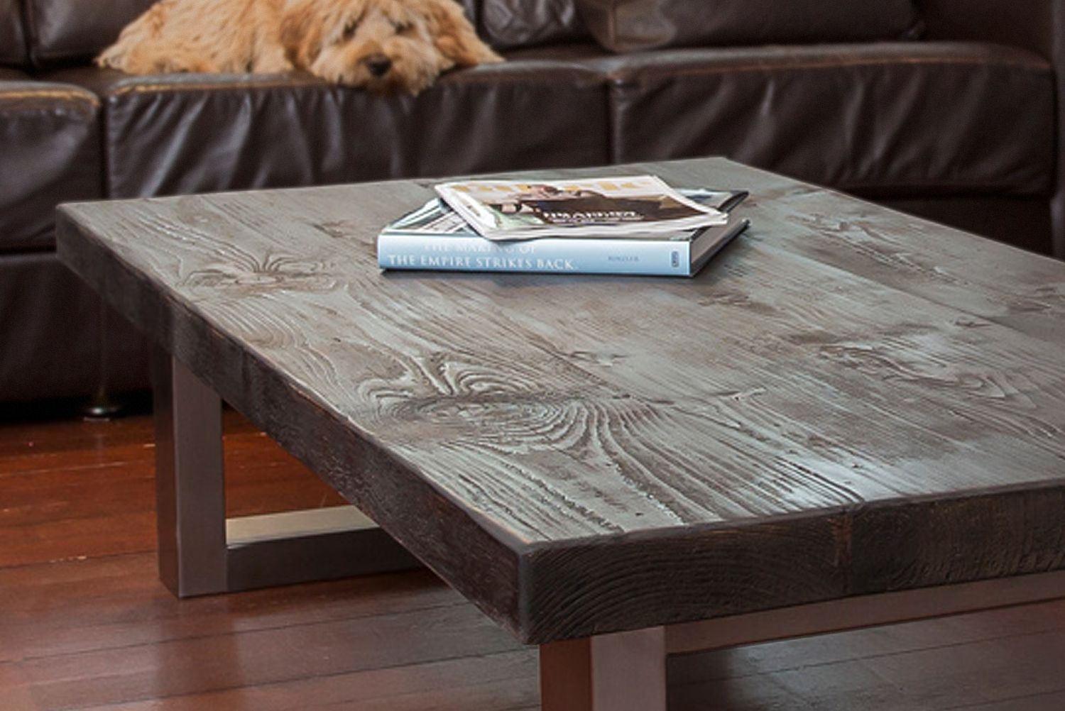 Bespoke coffee table, a warm centre piece for any living room | Mac+ ...