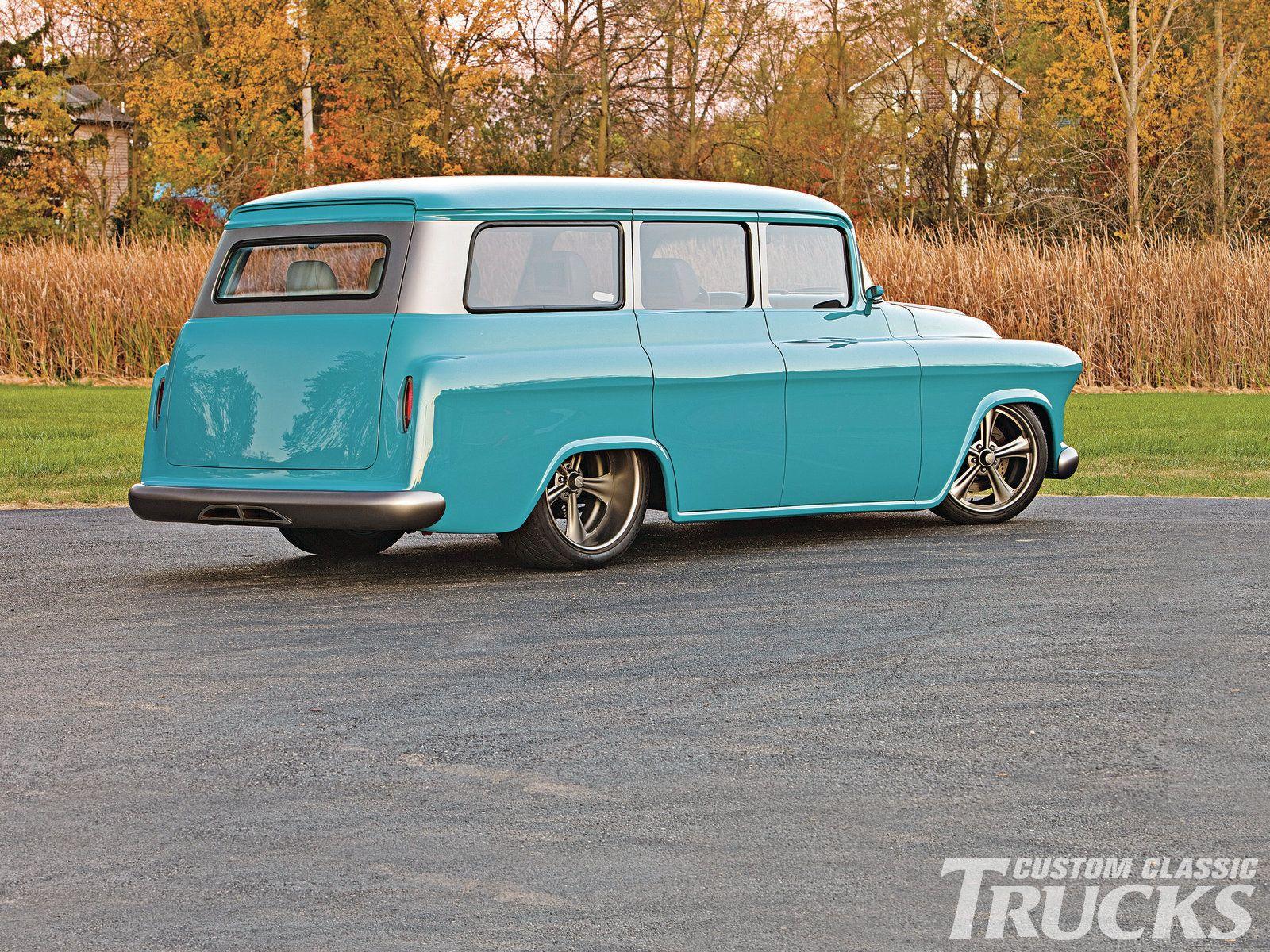 1957 Chevrolet Suburban Wheels Pinterest Chevy Trucks 1954 4x4 Lowrider Dodge Pickup