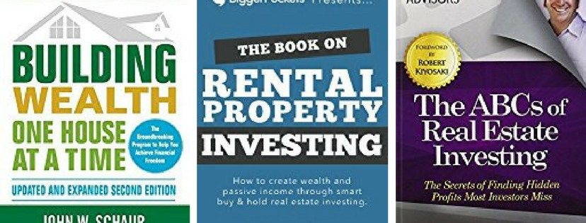 top real estate investing books