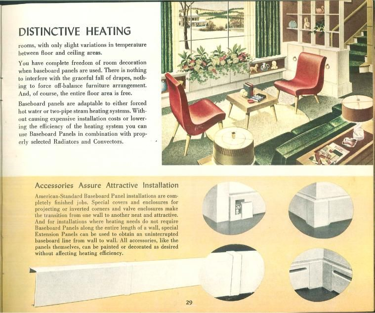 Planning your home for health and comfort with American