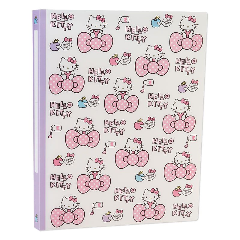 Hello Kitty spread A3 file Sanrio online shop - official mail order site