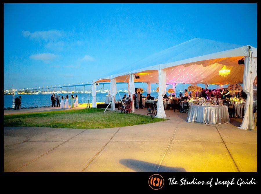 By The Beach Ana And Amir S Wedding Coronado Marriott Photographer