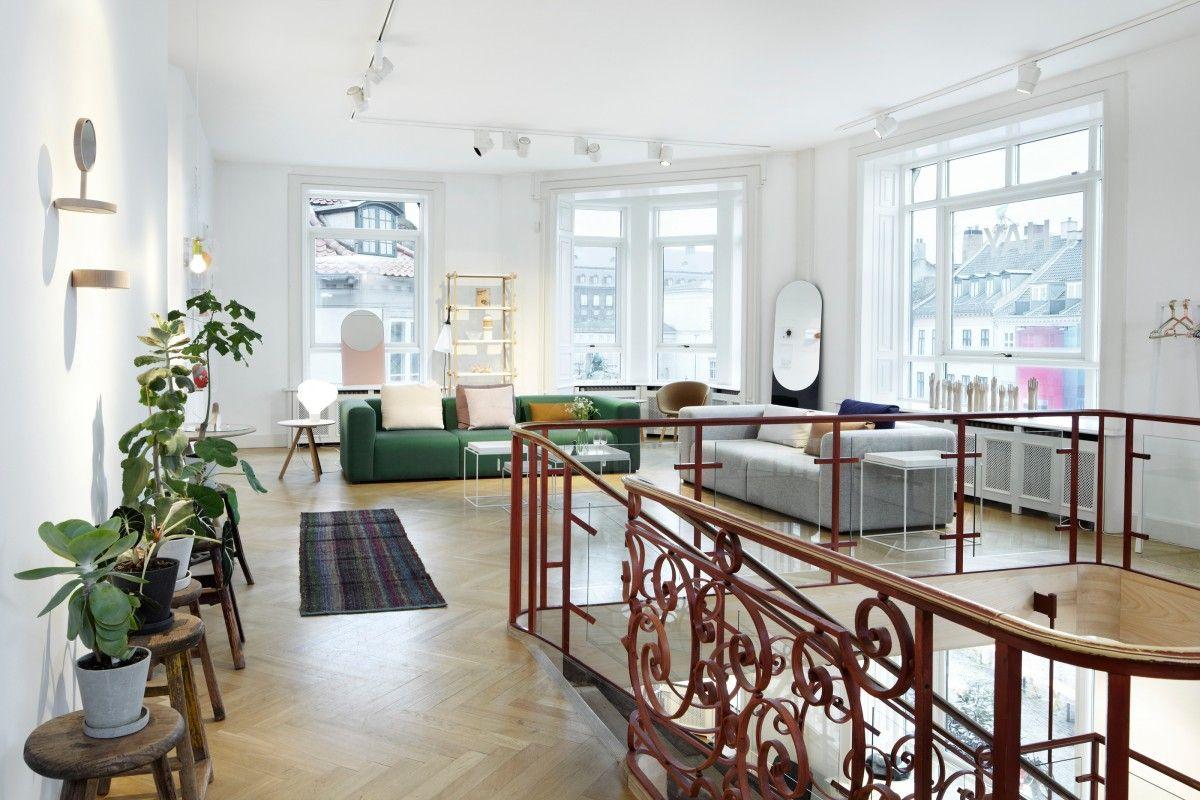 Scandinavisch Droomhuis Kopenhagen : Tray salontafel coffee 60x60 hay leuk voor thuis pinterest thuis