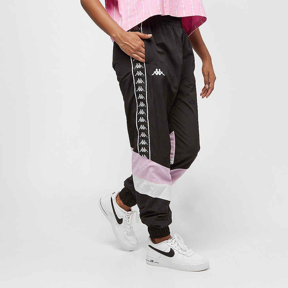 Aliado Illinois tornillo  Kappa Vaela black | Pantalones de entrenamiento, Pantalones de chándal, Ropa