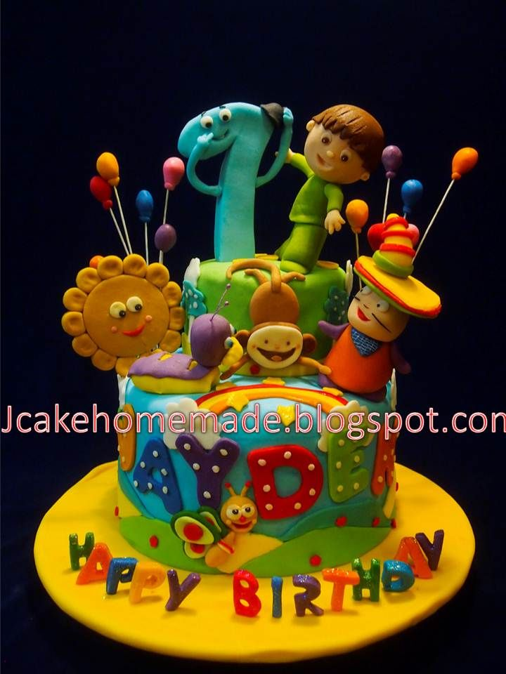 Hungry Henry Kabhi Pinterest Birthday Cakes Cake