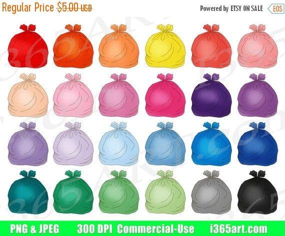 Buy 3 Get 1 Free Trash Bag Clipart Garbage Bag Clip Art Etsy Trash Bag Clip Art Recycle Bag