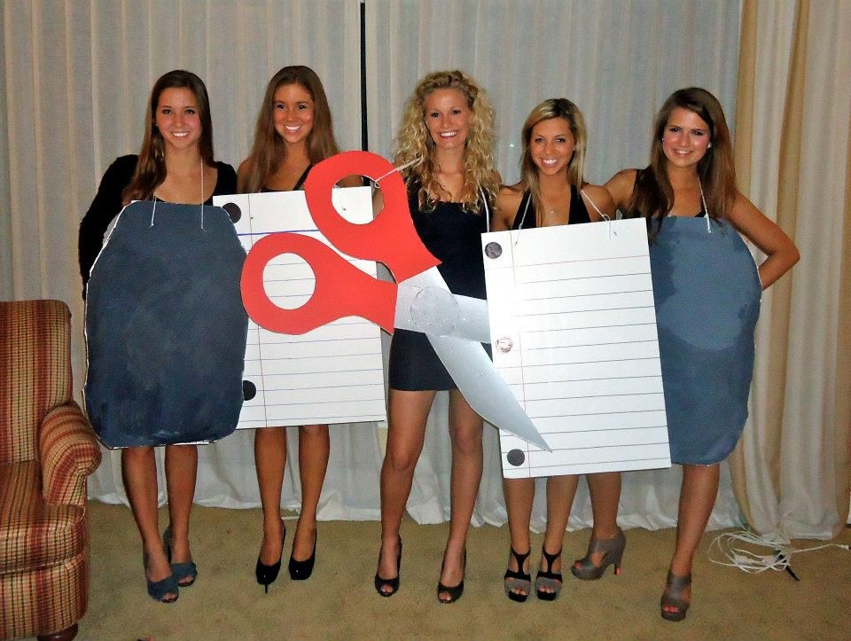 unique group halloween costumes people forget about pictures best college group halloween costumes 2011 - Awesome College Halloween Costumes