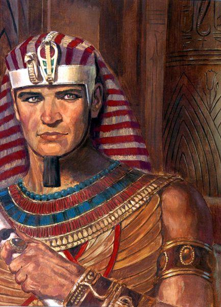 Joseph In Egypt | História da bíblia, Arte bíblica, Deuses egípcios