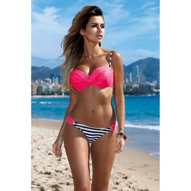 Bikini-Nowe Bikini Kąpielowe Suit Payer Frais De Port Offerts Avec Visa TKeyxDwoFv