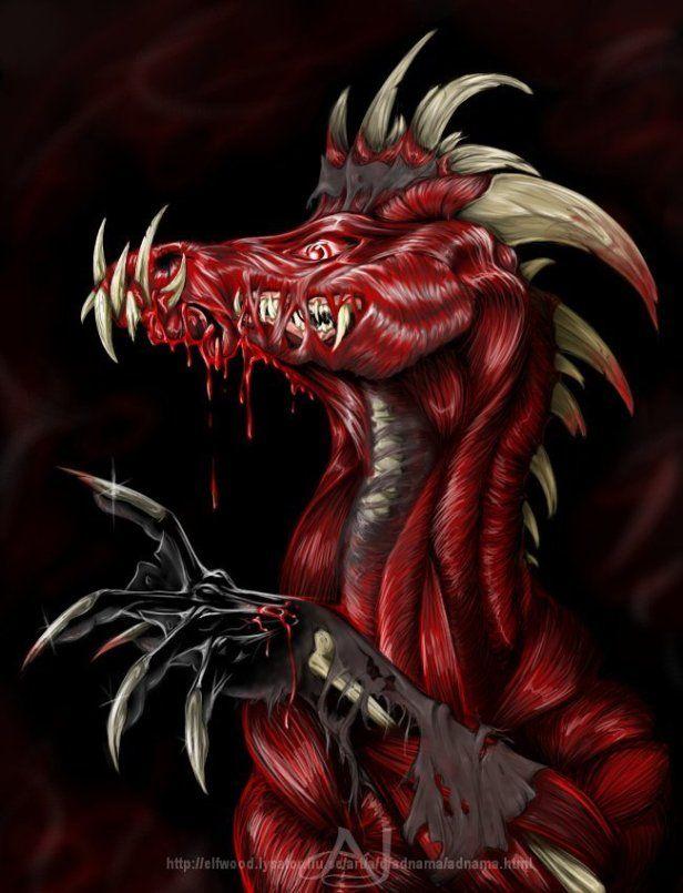 dark zen dragon undead - photo #44