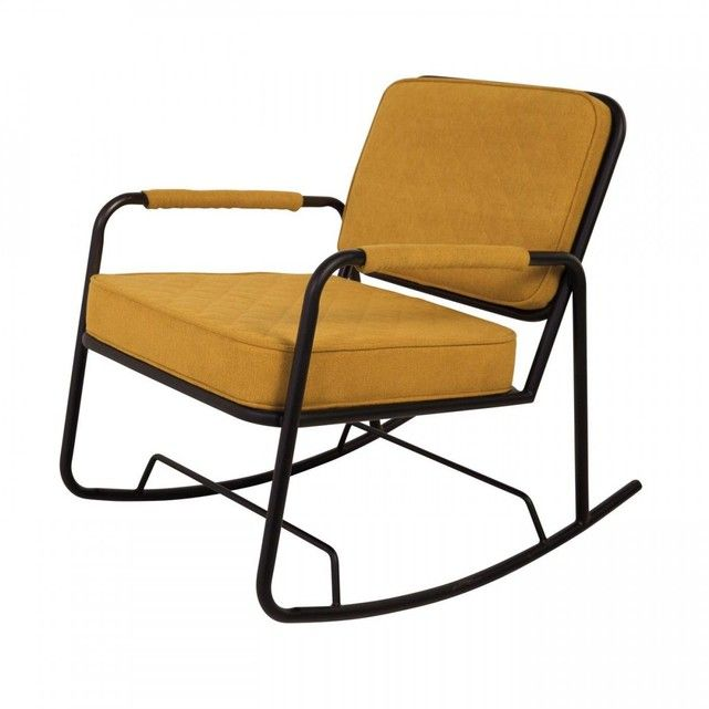 rocking chair tissu neva produit garantie 1 an. Black Bedroom Furniture Sets. Home Design Ideas