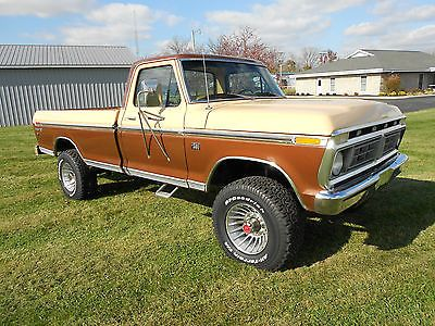 1976 F250 4x4 Highboy Ranger Xlt Used Ford F 250 For Sale In
