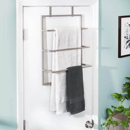Home Improvement In 2020 Free Standing Towel Rack Towel Rack