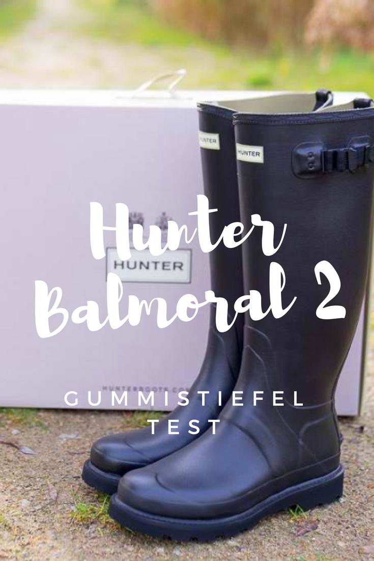 Rain Boots Hunter 2Gummistiefel Balmoral Wellies SMUpLzVqG