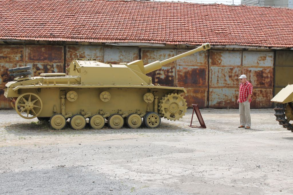 Bulgaria Pt 6: The partially restored ex-Royal Bulgarian