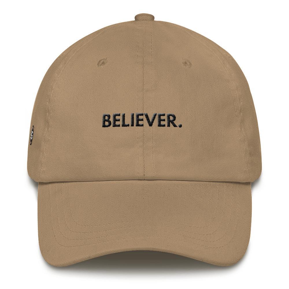 Muslim Men's Baseball Cap/Hat | BELIEVER