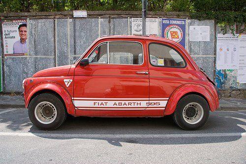 Fiat 500 Abarth | You Drive Car Hire | Faro Car Hire | Faro airport Car Hire | Portugal Car Hire | Algarve Car Hire - www.you-drive.cc