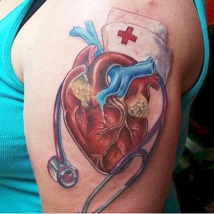 Tattoo Ideas Nurse: More Search, Nurse