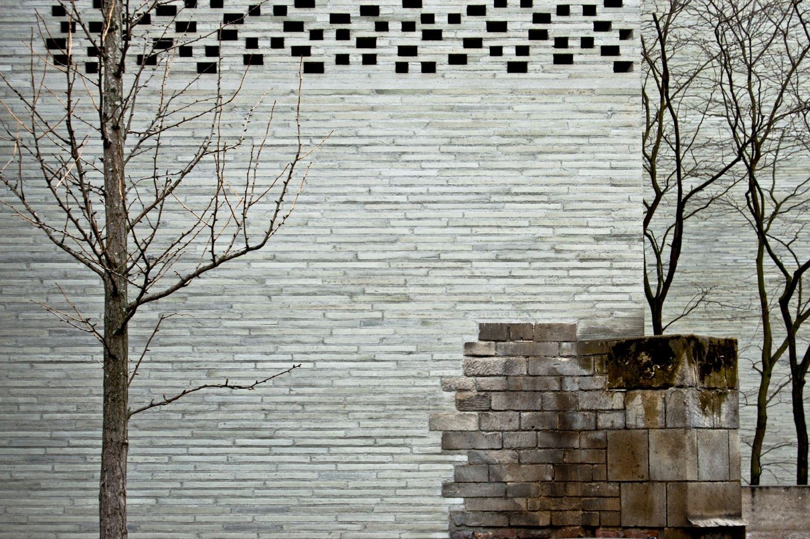 Kolumba Museum in Cologne by Peter Zumthor IN architect