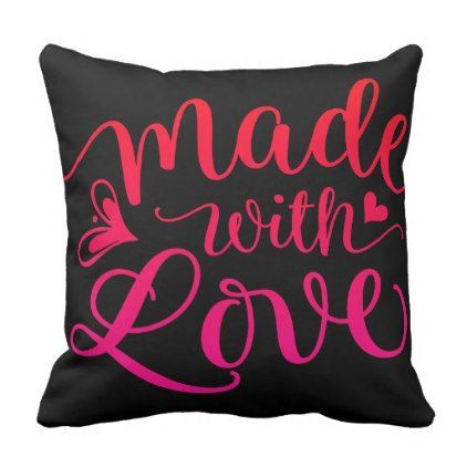 Love Valentine Day Heart Women Pink Rose Throw Pillow - valentines day gifts  love couple diy 80a0cb9e7d