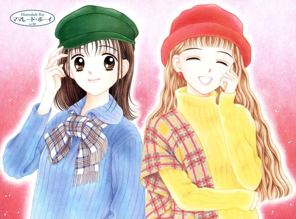 Marmalade Boy by Yoshizumi Wataru Marmalade, Anime