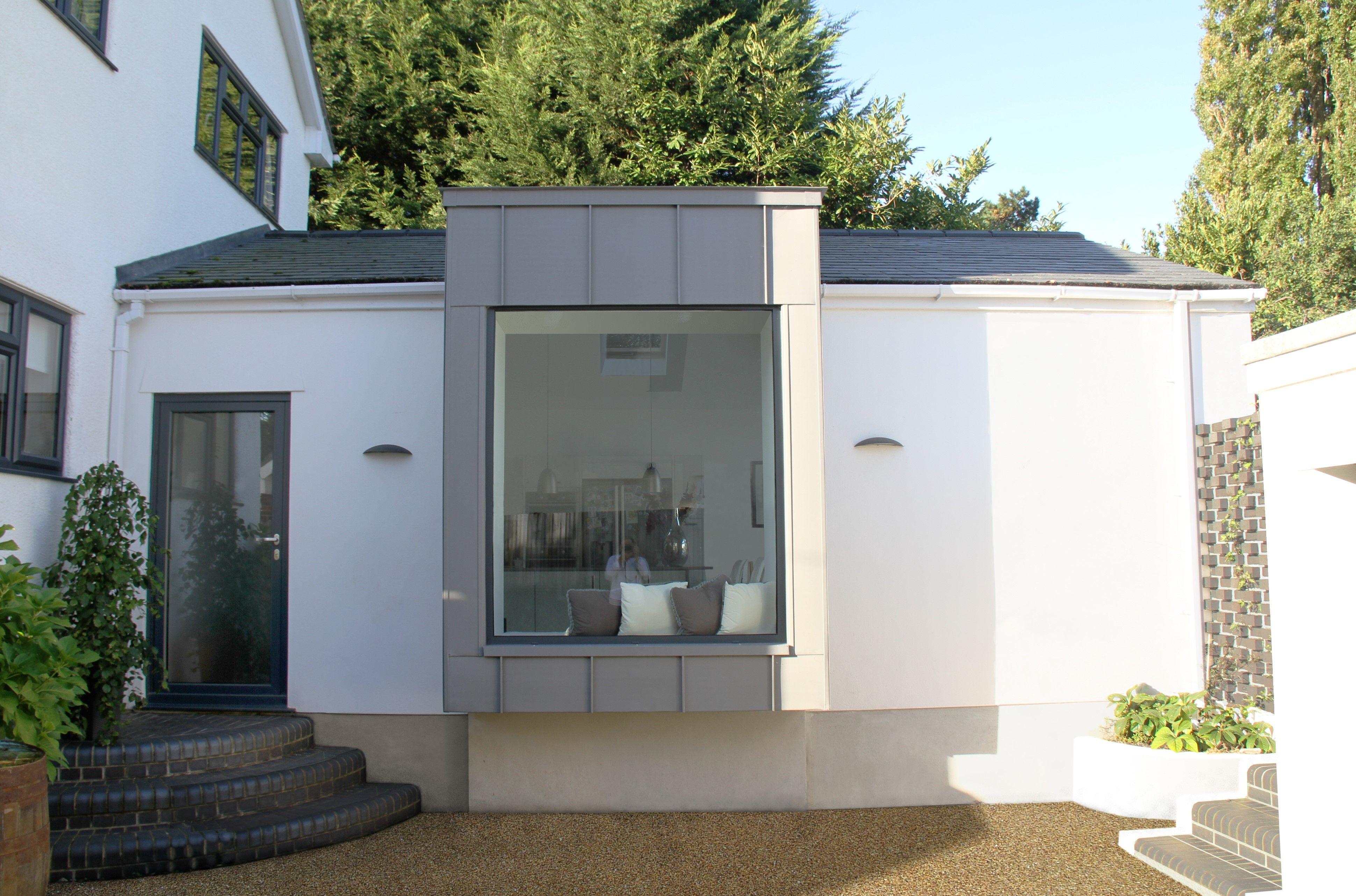 Luxe Extension Maison Bois Prix