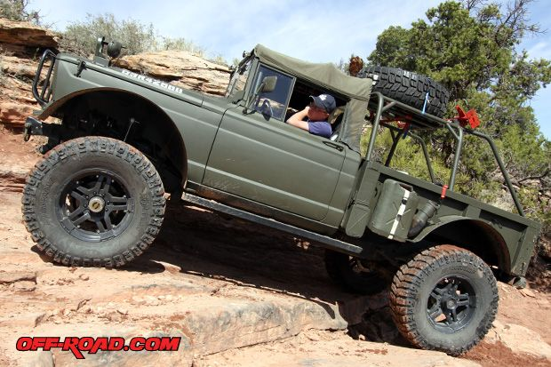 Gotta love Jeeps