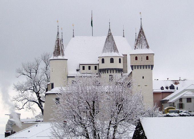 Castello di Nyon - Svizzera