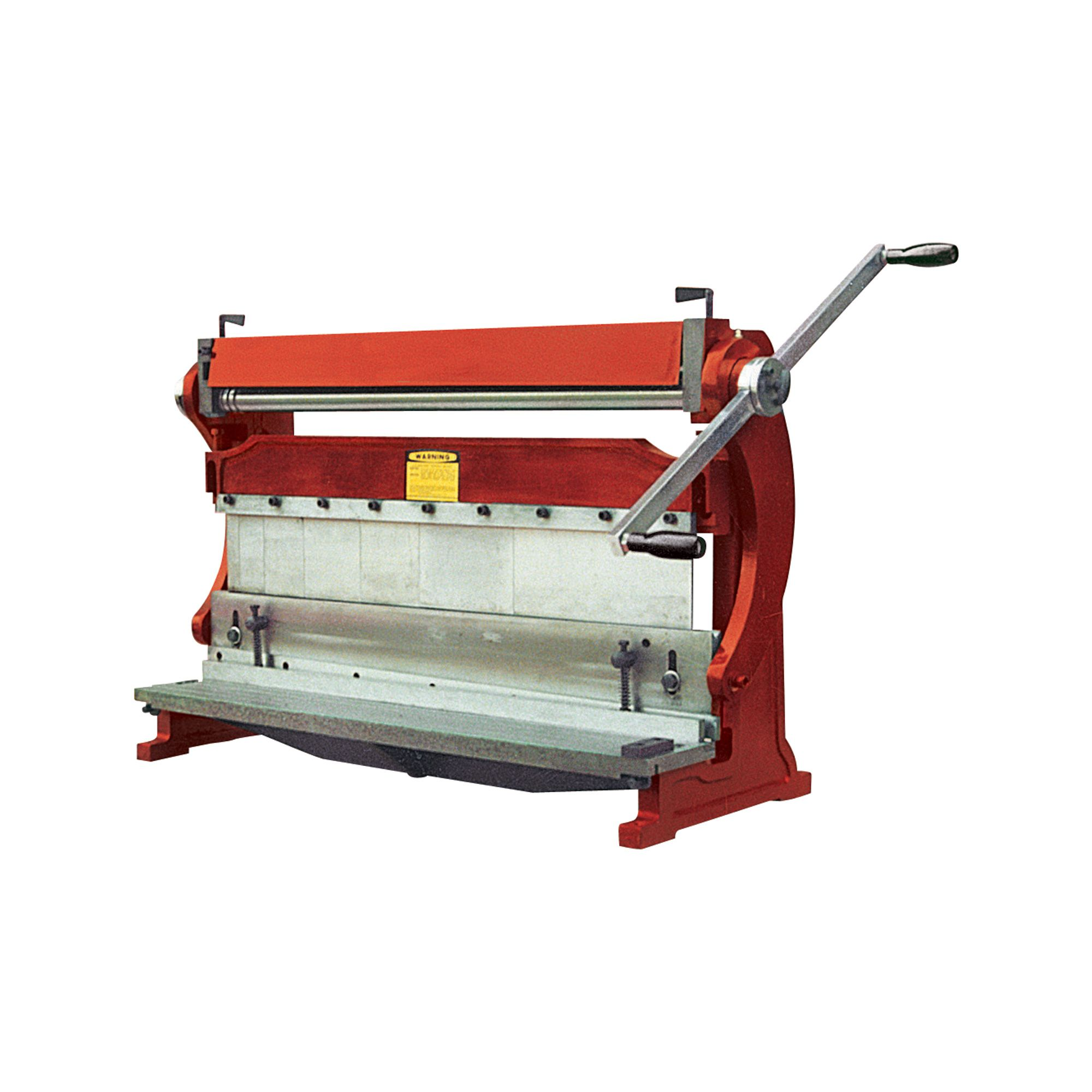Northern Industrial 3 In 1 Shear Brake And Roll Combination Benders Northern Tool Equipment Sheet Metal Brake Shearing Industrial