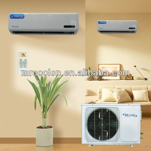 1 Mini Split Air Conditioner 2 Louver Postion Memory Function 3 Refrigerant Leakage Detection 4 Wall Mounted Air Conditioner Wall Air Conditioner High Walls