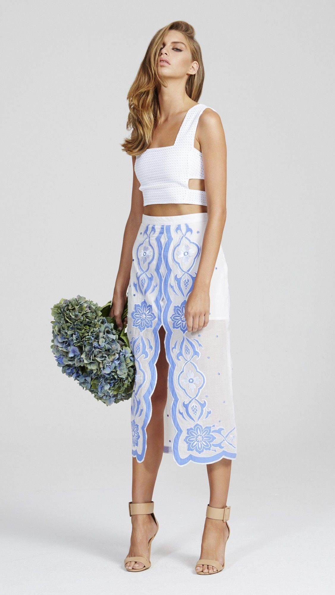 Alice mccall i will follow skirt on trend pinterest skirts