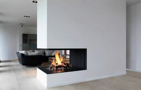 1000+ images about Fireplaces on Pinterest   Fireplace tiles ...