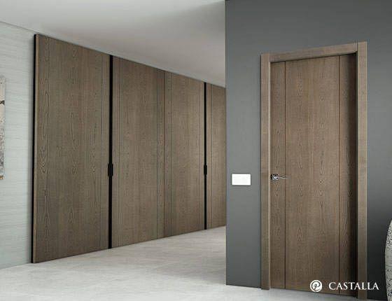 Serie tempo puerta interior congo puertas interiores - Puertas correderas interior ...