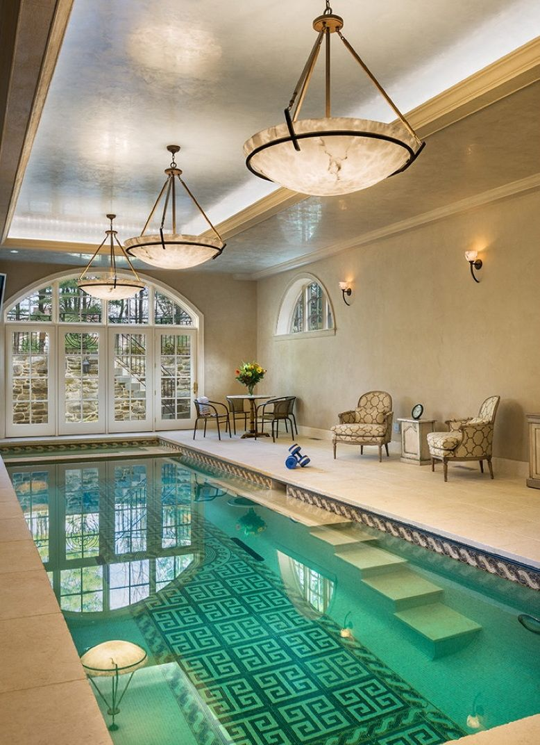 50 Indoor Swimming Pool Ideas Taking A Dip In Style Piscine