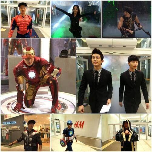 Image of: Song Ji Running Man Marvel My New 2nd Fav Episode Hilarious And Amazing Pinterest Running Man Marvel My New 2nd Fav Episode Hilarious And Amazing