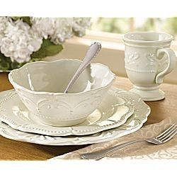 Dinnerware Set by Chris Madden review at Kaboodle  sc 1 st  Pinterest & Adalina 40-pc. Dinnerware Set by Chris Madden review at Kaboodle ...