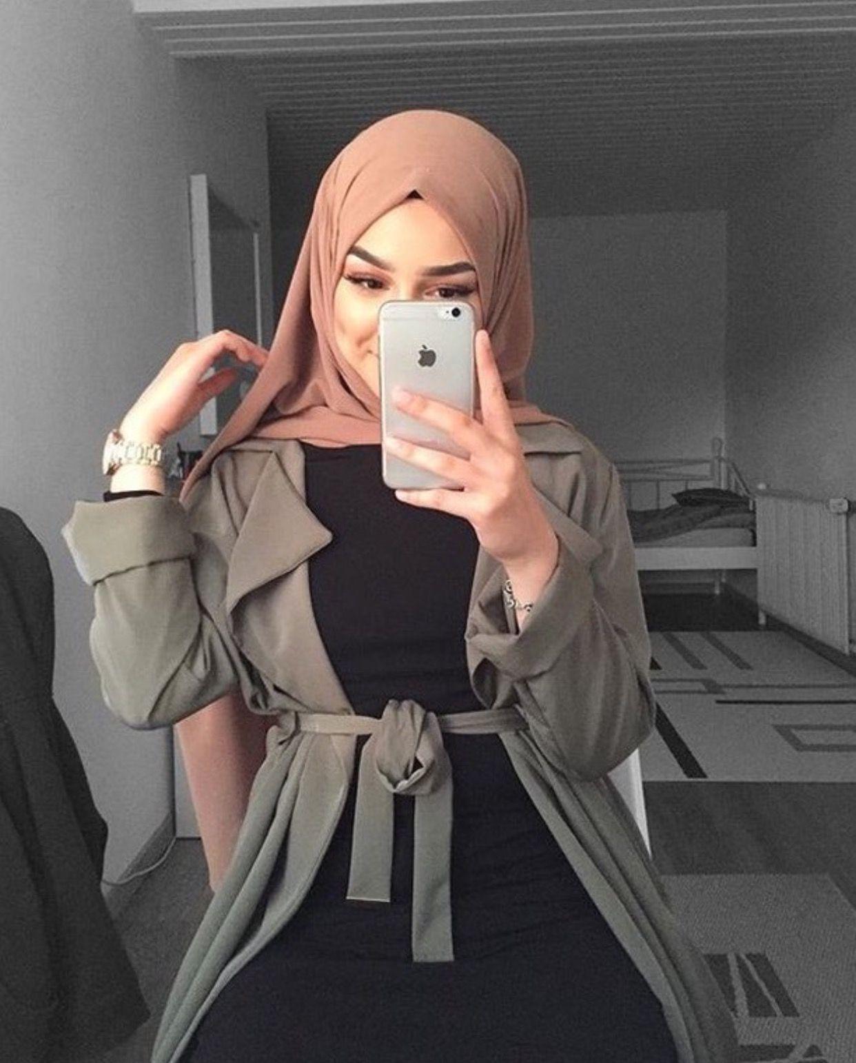Photo of Follow my hijabi styles board Pinterest onelitlife