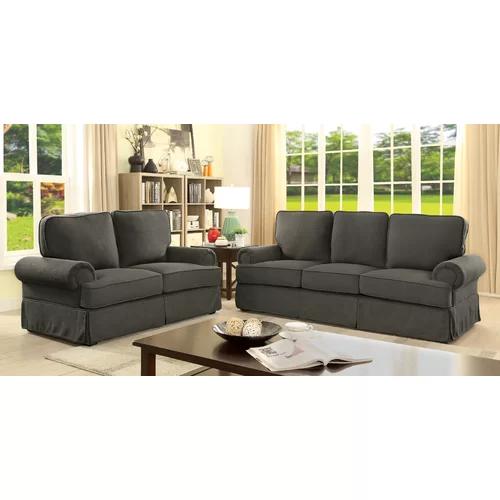 Gracie Oaks Winkleman Transitional Configurable Living Room Set Wayfair Living Room Sets Room Set Room