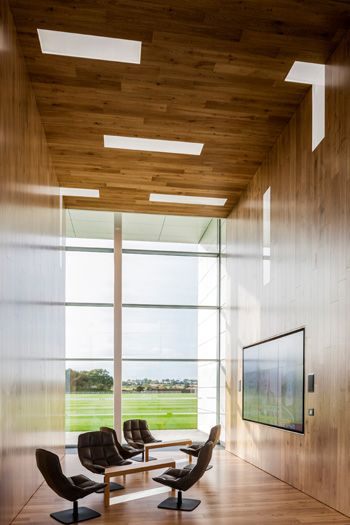 Tottenham Hotspur Fc Training Centre Submitted For World Interior Awards Thfc Football Architecture Sport