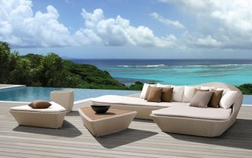 trend shop baden - garten eck-lounge set montreux ii | gartenmöbel, Gartengestaltung