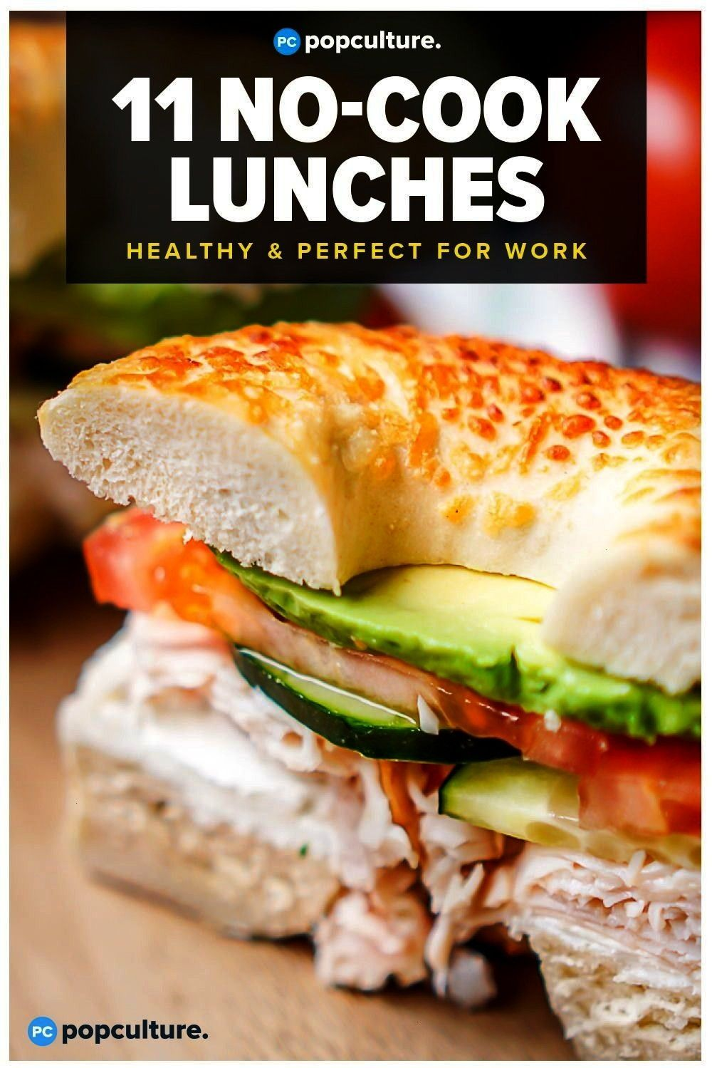 to be said for healthy lunch ideas that dont require much effort. These 11 easy recipes, from a VE