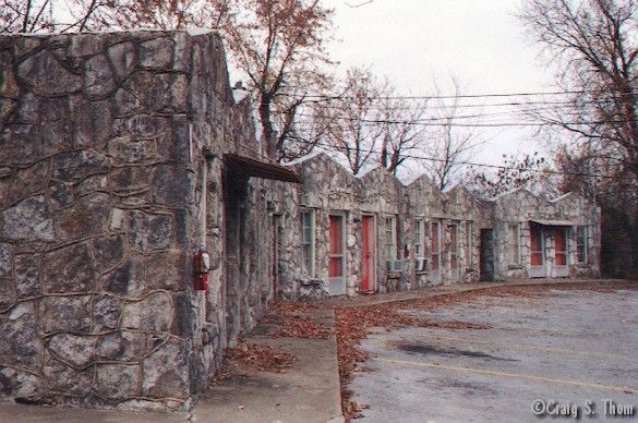Abandoned Stone Motel Hopkinsville Ky I Will Look For This When Visit Next