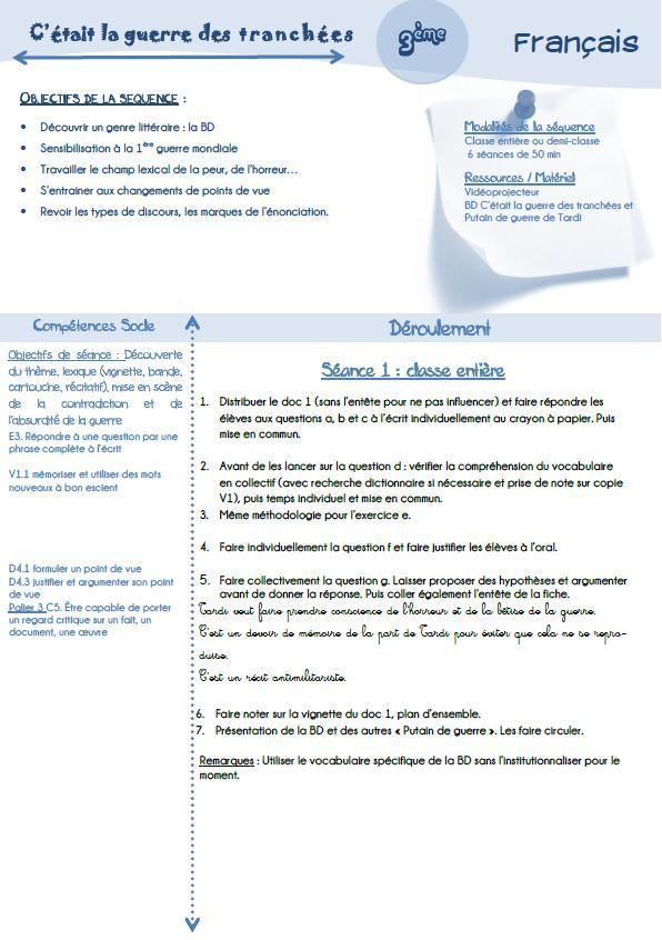 3eme C Etait La Guerre Des Tranchees Person Grade Personalized Items
